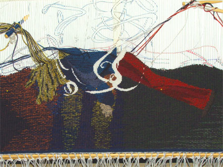 From Design to Woven Tapestry